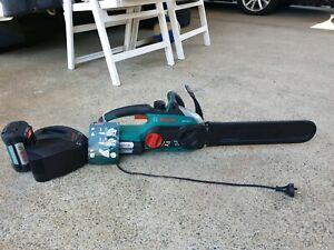 Brand New Bosch AKE LI cordless Chainsaw 400mm