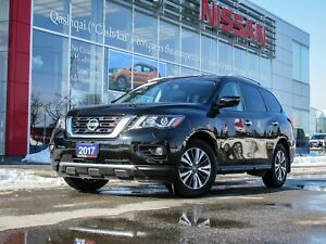 2017 Nissan Pathfinder SL NISSAN CERTIFIED PREOWNED 155 POINT...