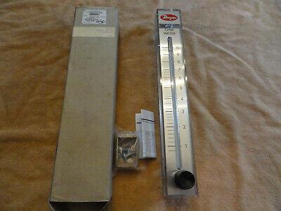 Dwyer Rmc-145-ssv Rate-master Rotameter Flowmeter 1-10 Gpm Water