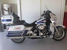 2007 FLHTCU Harley Davidson Electra Glide Ultra Classic Mount Lofty Toowoomba City Preview
