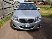 Holden barina 2010 Airport West Moonee Valley Preview