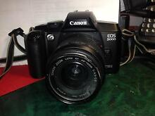 Canon EOS 5000 camera (39-76mm lens) and 28-300mm lens Driver Palmerston Area Preview