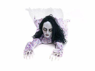 Halloween Figur Crawling Girl, 150cm