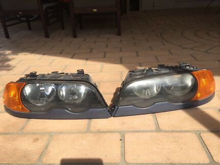 Bmw e46 325ci headlights Glenmore Park Penrith Area Preview