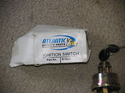 Wesco Ignition Switch For   International Case Ford John Deere Allis