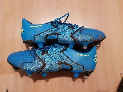079a49d0e42c Jordi Alba Match worn boots