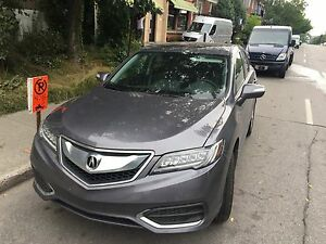 Transfer of lease Acura RDX