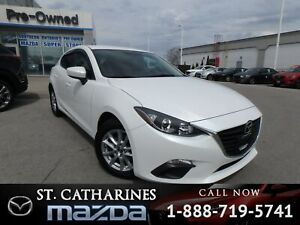 2015 Mazda Mazda3 Sport GS (CAMERA, AFTERMARKET EXHAUST)