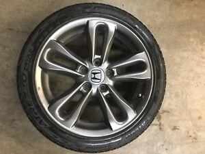 4 Mags 17 pouces pour Honda Civic