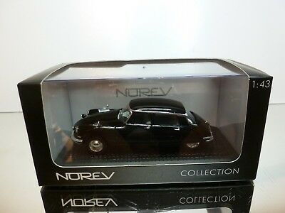 NOREV 157068A CITROEN DS 19 DE GAULLE 1962 BLACK 1:43 EXCELLENT IN BOX