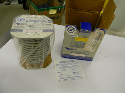 "New England Braiding Superpack Bumblebee 104 7/16"" 5 Lb. Packing   F1"