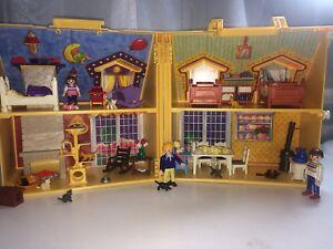 Playmobil take along modern house