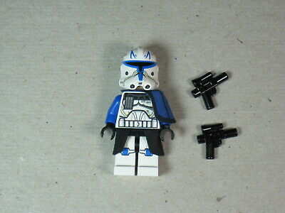 Genuine LEGO® Star Wars Captain Rex Minifigure - from set 75012 - RARE
