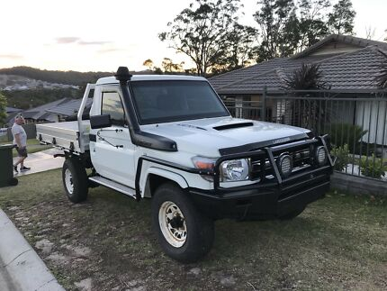 Landcruiser can chassis v8 turbo diesel vdj79r