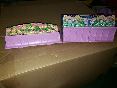 2011 Barbie Malibu Dream House Replacement Window Boxes