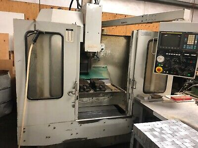 Kiwa Excel-510 Milling Center Vertical Cnc Mill 3 Axis