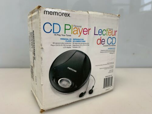 Memorex  Personal CD Player with Anti Skip