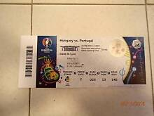 Euro 2016 Hungary v Portugal ticket Charlestown Lake Macquarie Area Preview