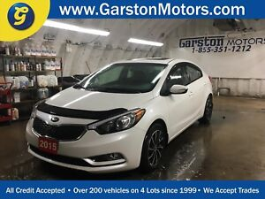 2015 Kia Forte EX*KEYLESS ENTRY*POWER WINDOWS/LOCKS/MIRRORS*HEAT