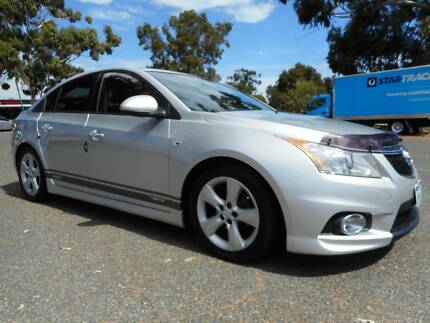 2011 Holden SRi Cruze Turbo Automatic Sedan