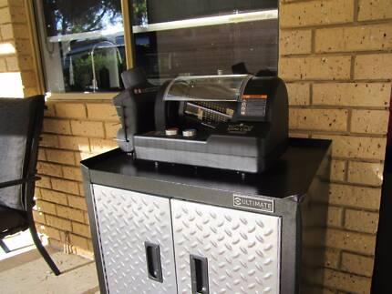 Gene Café CBR-101 Coffee Roaster, Free Cabinet, 3kg green coffee