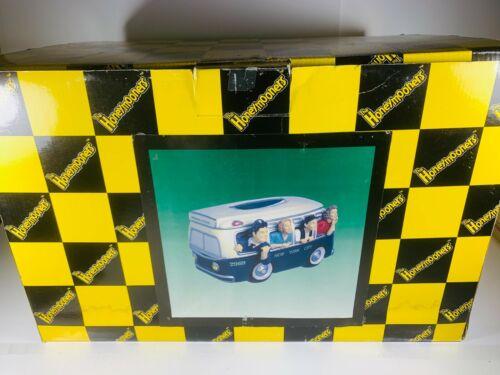 Honeymooners New York City Bus Cookie Jar 1998 #1587/10000 In Original Box Rare