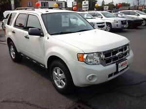 2012 FORD ESCAPE XLT - BLUETOOTH, SATELLITE RADIO, CRUISE, ROOF