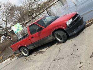 Chevy s10 Manuel