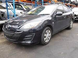Mazda 3 Auto Sedan 11/10 Wrecking at General Jap Spares Cabramatta Fairfield Area Preview