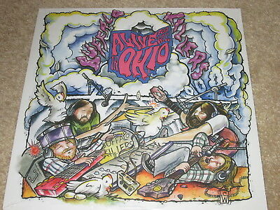 BUFFALO KILLERS - ALIVE AND WELL IN OHIO - NEW - LP RECORD