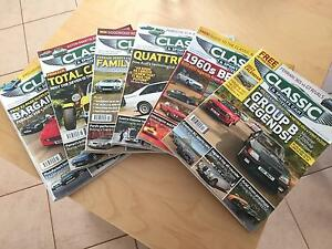 Classic and Sports Car Magazines - 108 Issues Padbury Joondalup Area Preview