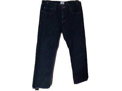 Mens Quicksilver Blue Denim Jean's. VGC 33 X 28 Regular fit