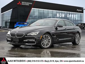 2016 BMW 640i Xdrive-ACCIDENT FREE-LOW KM'S-PRICED TO SELL!!!