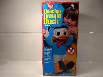 pler Zimmer Tanzend Donald Duck Mickey Maus Verein t1987 (Tanzen Mickey)