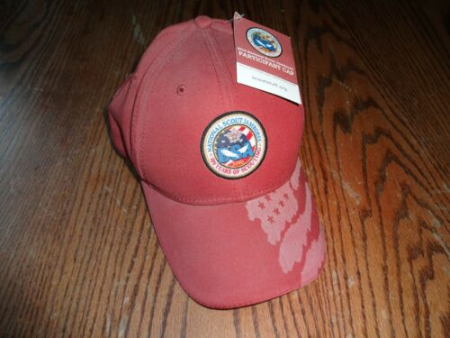 NWT National Scout Jamboree 100 Years of Scouting 2010 Hat Boy Scouts