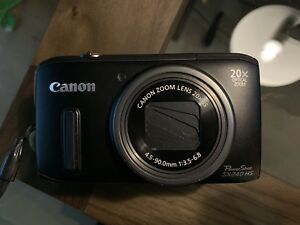 Camera Canon Powershot SX 240 HS - 12.1MP