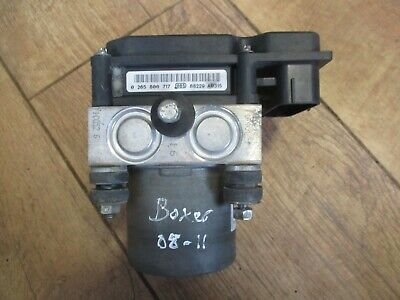 Citroen relay peugeot boxer ABS Brake Pump 51804596 02652323112 2006 - 2011