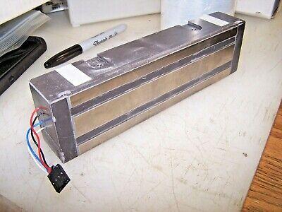 New Locknetics 390 Magnetic Door Lock Replacement 1224vdc 4 Wire Connector