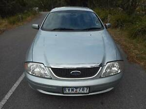 2000 Ford Fairmont Sedan GAS/PETROL REG AND RWC!! Moorabbin Kingston Area Preview