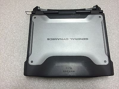 ITRONIX VR-2 3GB 2.0GHZ TOUGHBOOK LAPTOP 500GB DVDR-W GENERAL DYNAMICS OFFICE 07