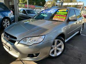 SUBARU LIBERTY 2006 LUXURY AUTO SAT/NAV LEATHER SUNROOF* 5YR WARRANTY Bass Hill Bankstown Area Preview
