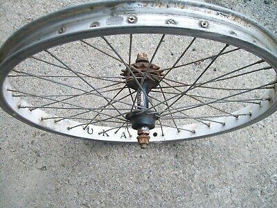 "1 PAIR NEW Araya /""JAPAN/"" CUSTOM COLOR Rim Wheel BMX Decal Stickers 24/"" /& 26/"""