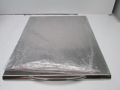 New Stainless Steel Griddle Cover 18 14 X 16 14