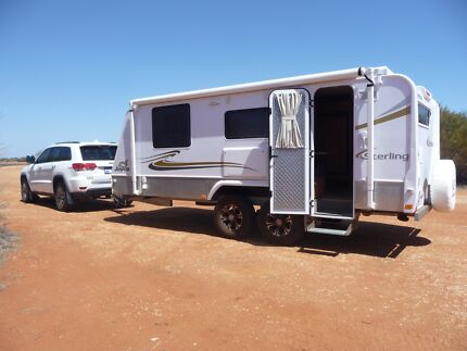 Jayco Sterling Outback Off-road Tandem Poptop MUST SELL ! Silver Sands Mandurah Area Preview
