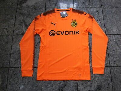 Borussia Dortmund BVB Puma Torwarttrikot Gr.M gebraucht kaufen  Bonn