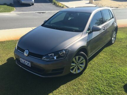 2014 MY15 VW Golf Comfortline