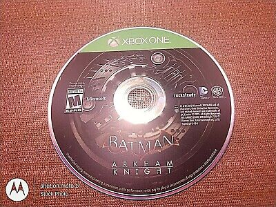 Microsoft Xbox One Disc Only Tested Batman Arkham Knight Ships Fast