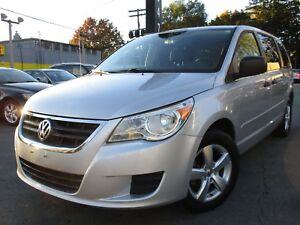 2012 Volkswagen Routan 3.6L ~ LOW KMS ~ 65KMS ONLY ~ NAVIGATION