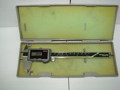 Mitutoyo 500-474 0-6in. Digimatic Digital Caliper