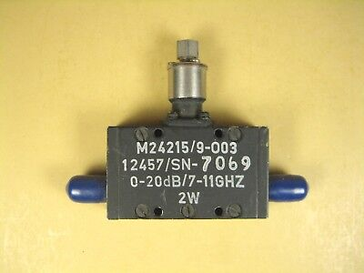Power Divider M242159-003 0-20db7-11ghz 2w